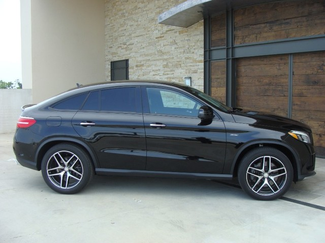 Pre owned 2016 mercedes benz gle coupe gle450 amg coupe for Mercedes benz sugarland careers