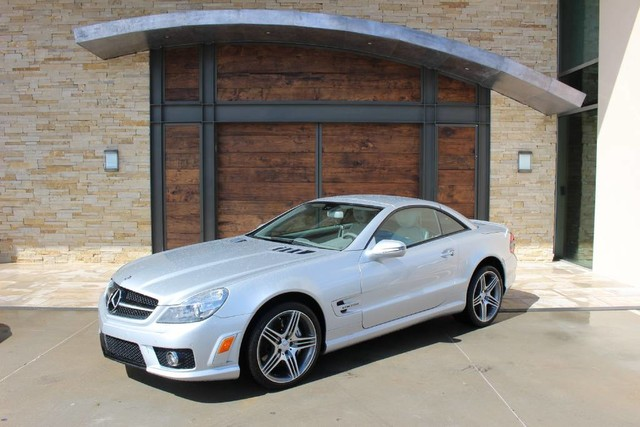 Pre owned 2011 mercedes benz sl class sl63 amg coupe in for Mercedes benz sugarland careers