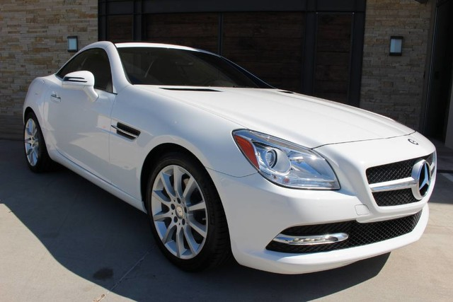 Pre owned 2016 mercedes benz slk slk300 convertible in for Mercedes benz sugarland